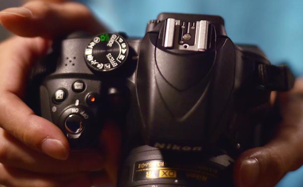Nikon 絞り優先