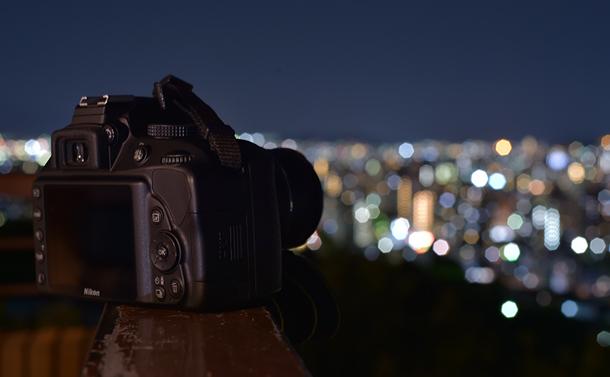 Nikon 夜景