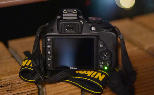 Nikon ストラップ
