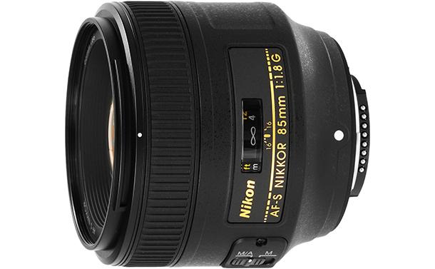 ニコン 中望遠単焦点レンズ AF-S NIKKOR 85mm f/1.8G