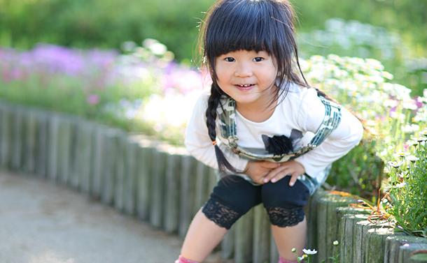 キヤノン 85mm f1.2 子供写真