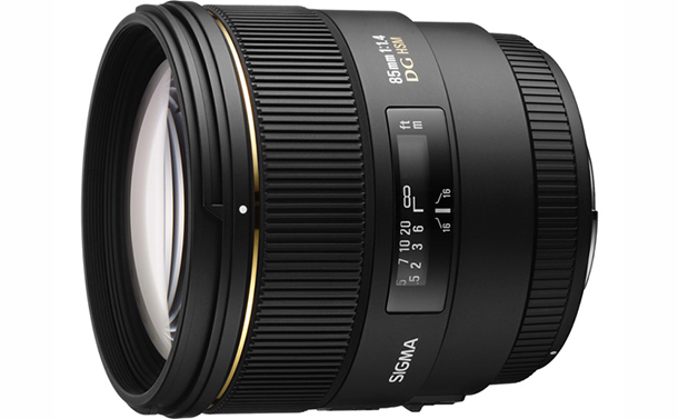 シグマ 単焦点レンズ 85mm F1.4 EX DG HSM