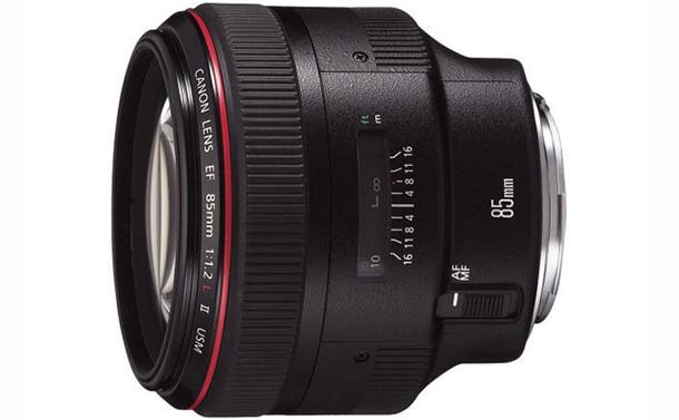 キヤノン 単焦点レンズ EF85mm F1.2L II USM